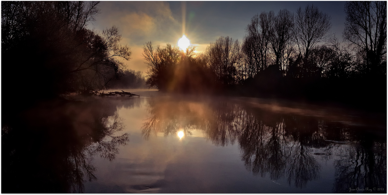 Quand le soleil se lève...