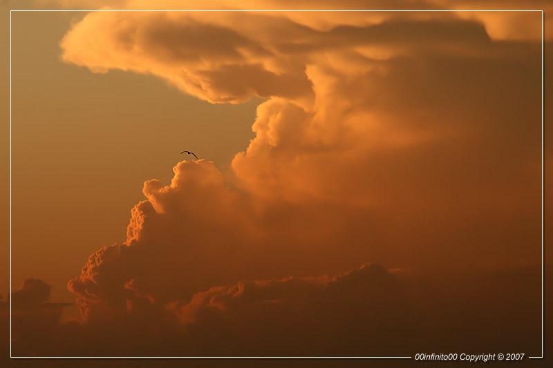 :: Quando il cielo si colora...
