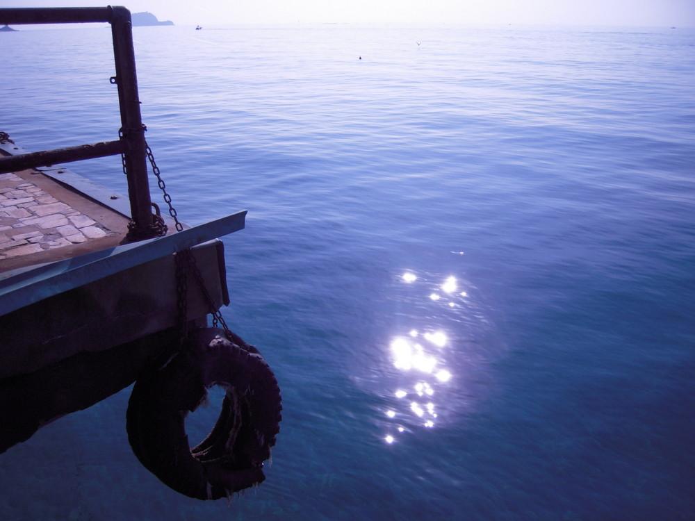 quando il mare luccica...