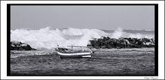 Quando il mare si ribella