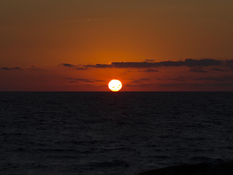 Quando tramonta il Sol