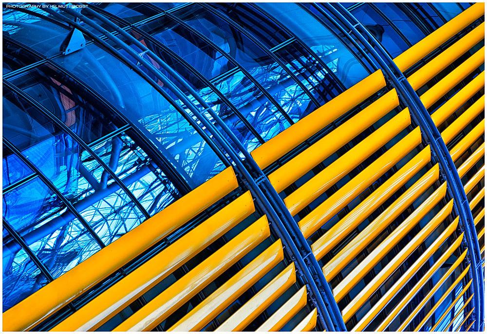 Quartier Daimler @ stripes