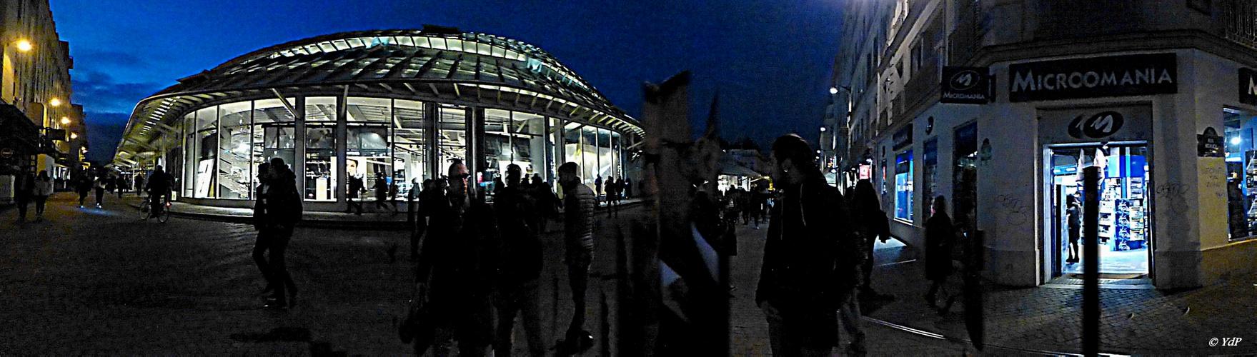 Quartier du Forum des Halles...