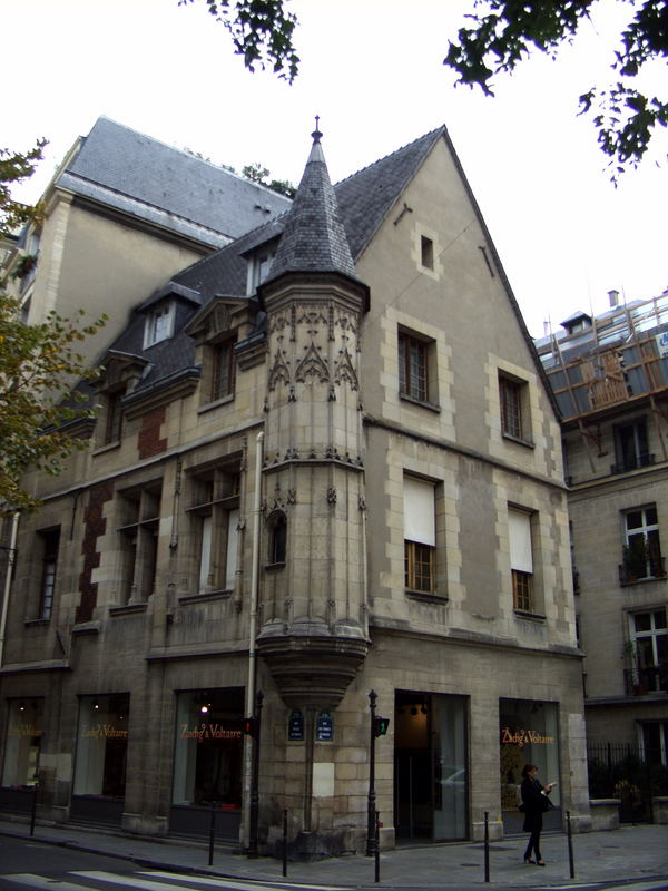 Quartier du Marais (1)