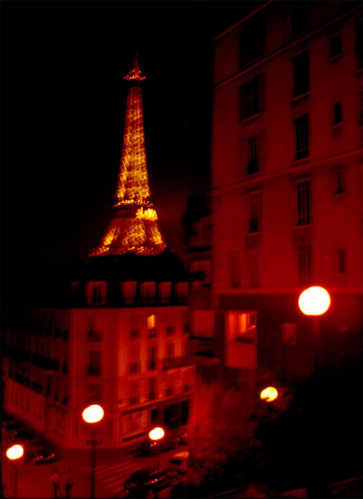 Quartier parisien
