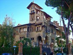 Quartiere Coppedè:Il Villino delle Fate