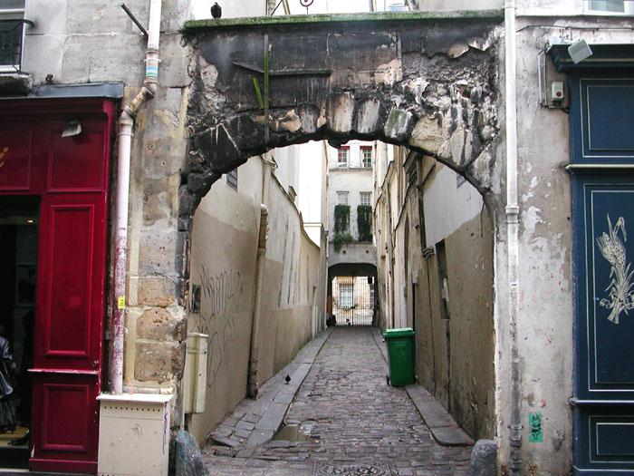 Quartiere ebreo a Parigi