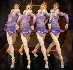 quatre danseuses...