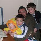 Quattro giovanotti