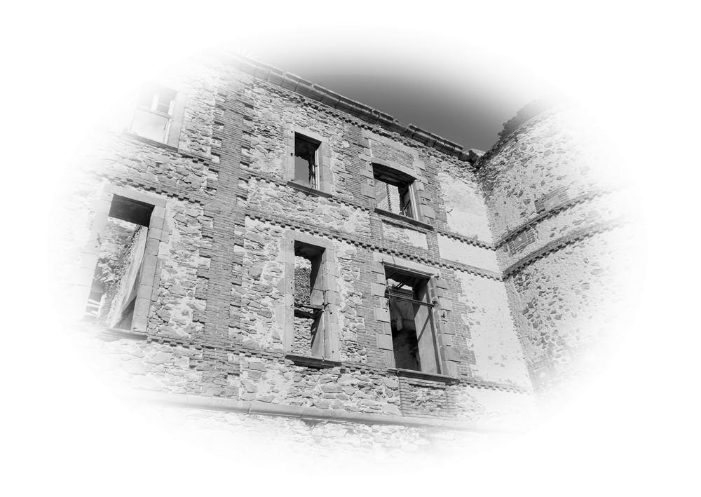 Que des ruines