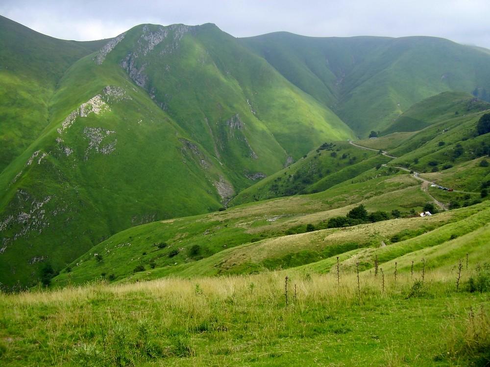 que Verdes son nuestros Valles