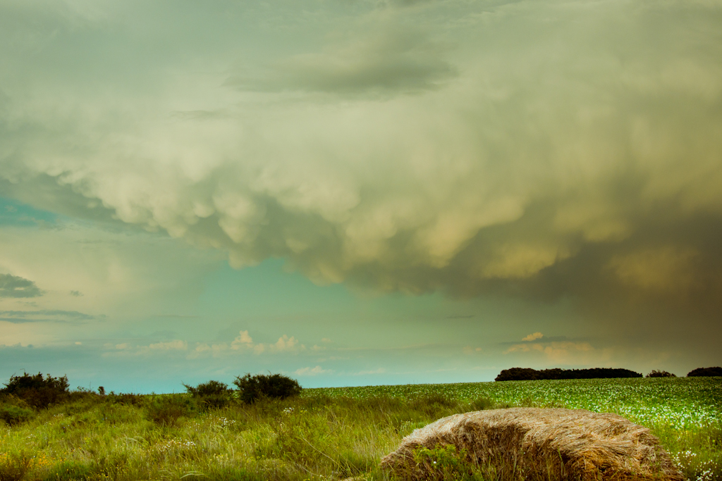 Que viene la tormenta!!!!