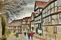 Quedlinburg - Altstadt