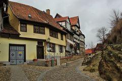 Quedlinburg - Am Schlossberg