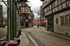 Quedlinburg - Breite Straße