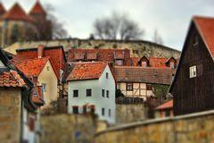 Quedlinburg - Schlossberg