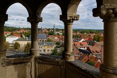 Quedlinburg vom Hohen Turm