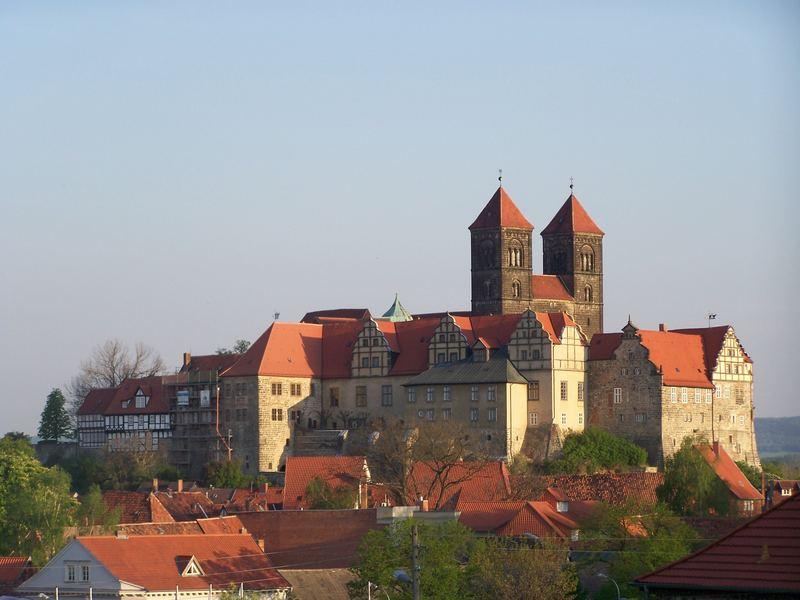 """Quedlinburg """" Weltkulturerbe der UNESCO"""""""