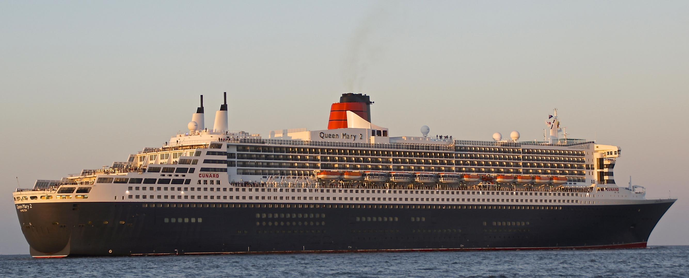 Queen Mary 1 Schiff