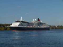 Queen Victoria  hat Hamburg besucht!