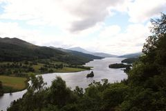 Queens View am Loch Tummel...