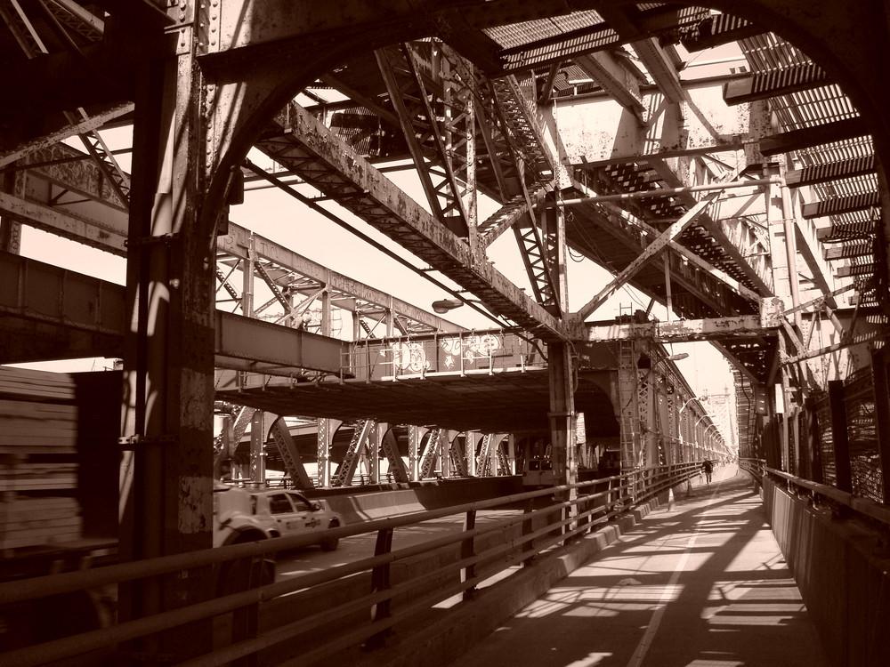Queensboro Bridge New York City