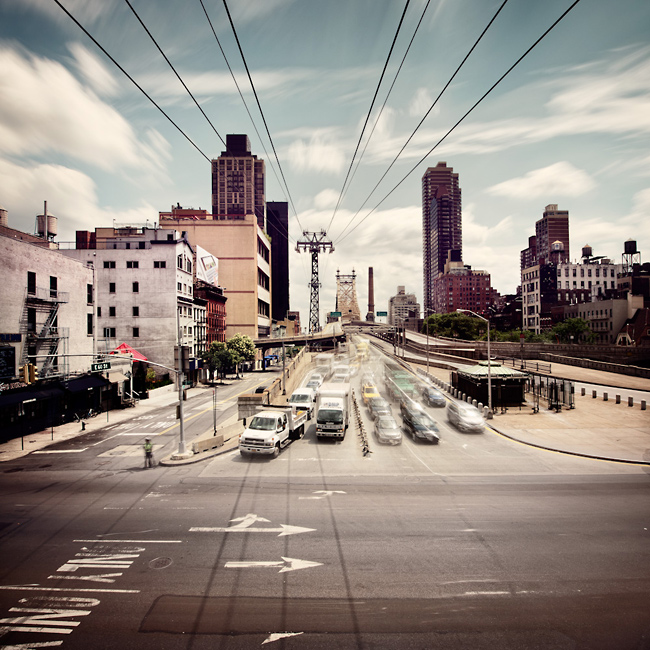 Queensboro Bridge - NYC,* 614 - USA 2012