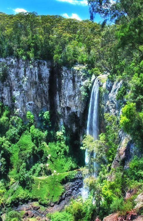 Queensland Waterfalls 01