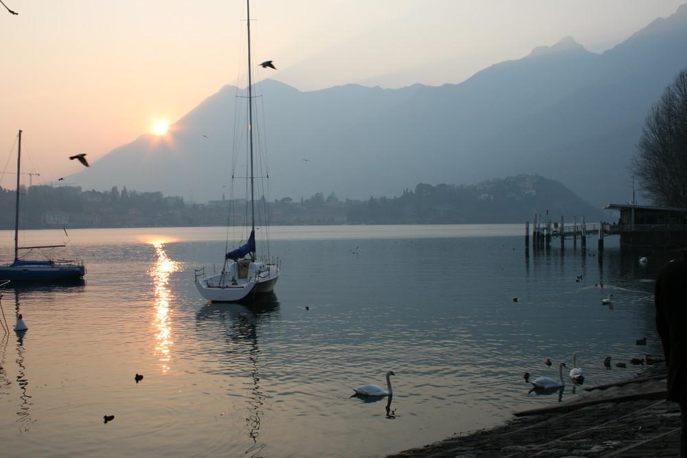 Quel ramo del lago di Lecco... :D