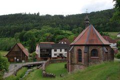 Quellkirche Schöllenbach