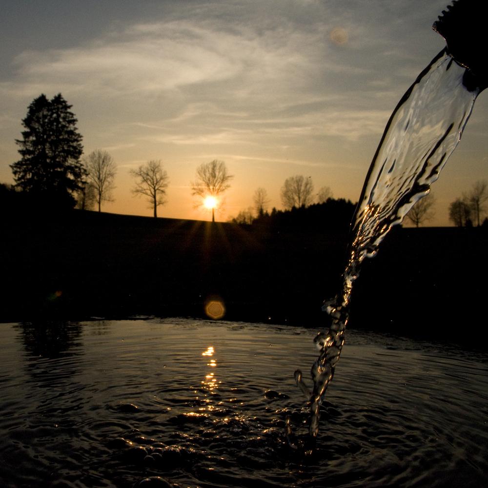 Quellwasser II