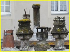 ..Quelques cheminées malouines..