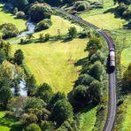 Querfeldein-Eisenbahn