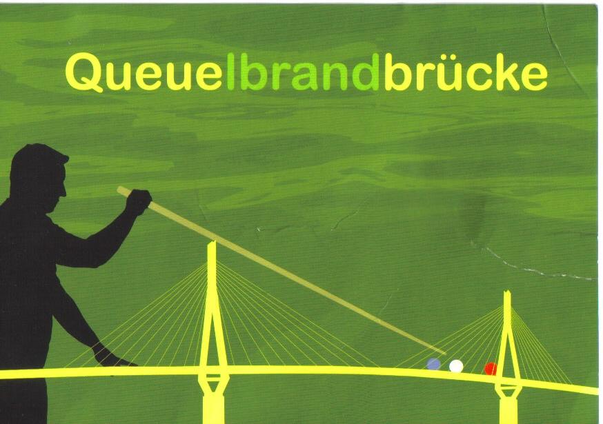 Queuelbrandbrücke