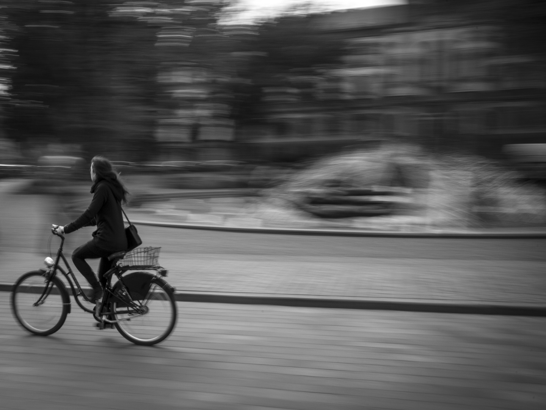 quick bicycle