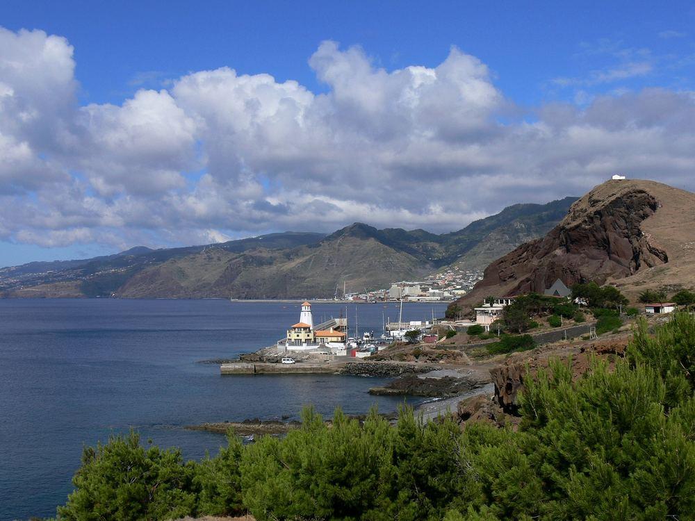 Quinta do Lorde mit eigenen Hafen