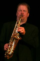 Quintessence Saxophone Quintet, Andreas Menzel mit seinem Altsaxophon