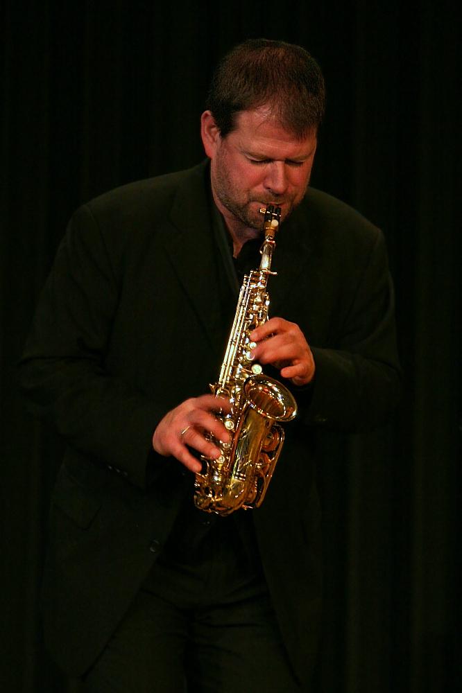 Quintessence Saxophone Quintet, Uli Lettermann, Sopransaxophon