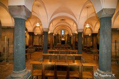 Quirinus-Münster - Krypta