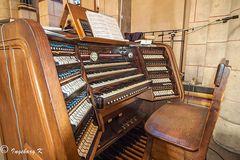 Quirinus-Münster - Orgel