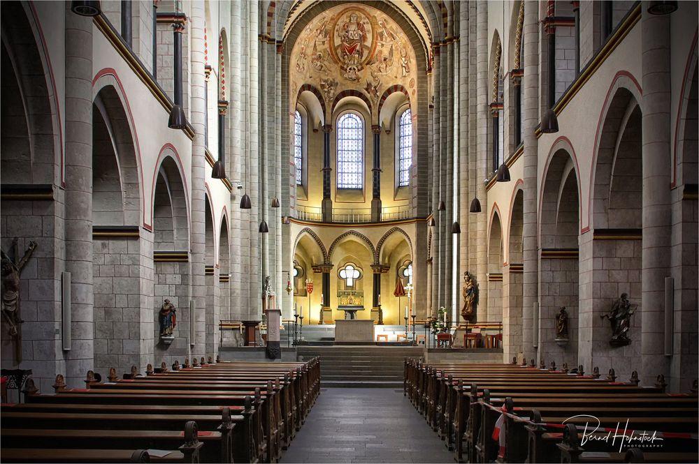 Quirinus-Münster zu Neuss ...