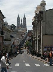 Quito, La Basílica del Sagrado Voto Nacional