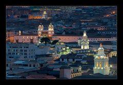 Quito @ night