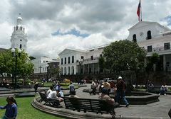 Quito, Präsidentenpalast