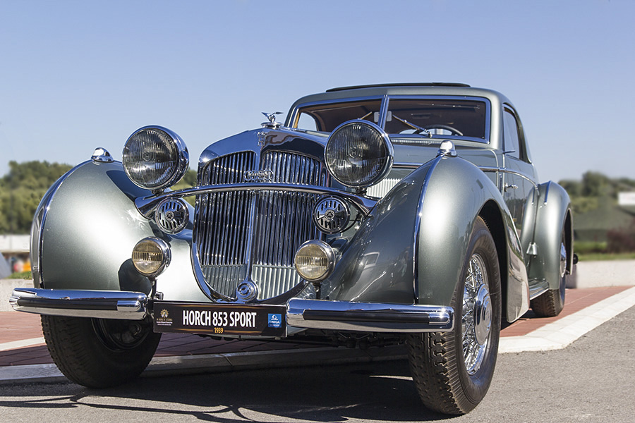 R R Horch 853 Sport