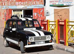 R4 in Marokko
