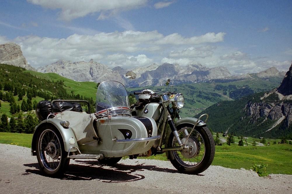 R60 in den Dolomiten