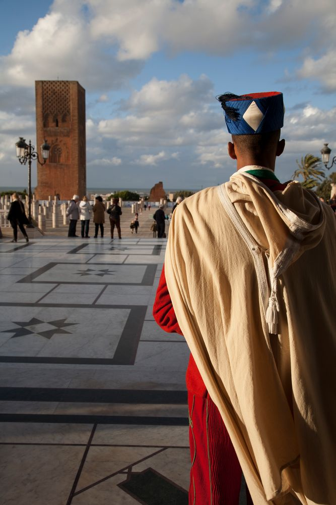 Rabat, Hassanturm
