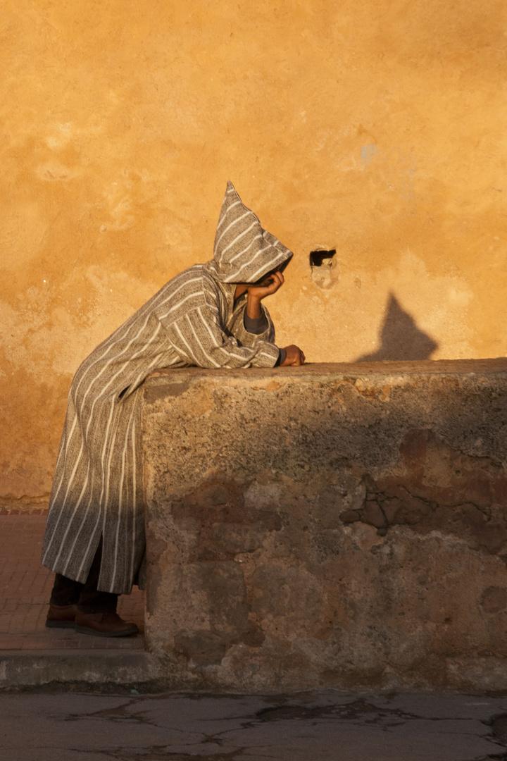 Rabat - Town Walls - Bab Oudaia 3