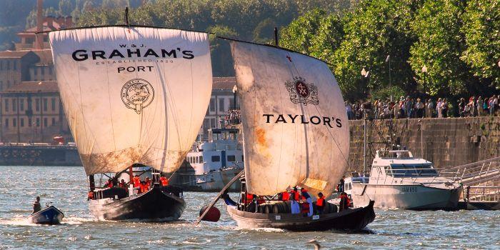 Rabelo Boat race - Porto